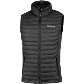 Columbia Powder Pass Vest Men, black